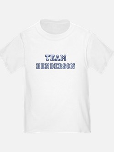 Team Henderson T