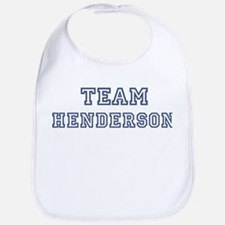 Team Henderson Bib