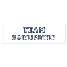 Team Harrisburg Bumper Bumper Sticker