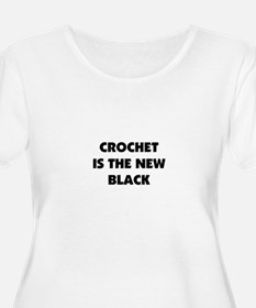 Crochet Is the New Black T-Shirt