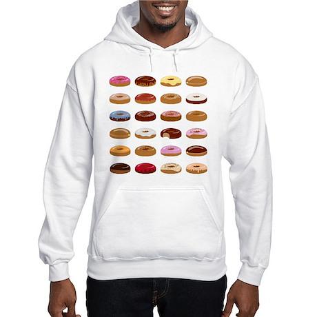Donut Lot Hooded Sweatshirt