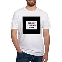 Crochet Is the New Black Shirt