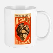 Alexander - The Man Who Knows Mugs