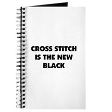 Cross Stitch is the New Black Journal