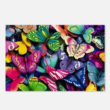 Field of Butterflies Postcards (Package of 8)
