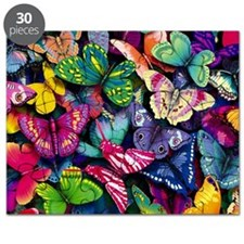Field of Butterflies Puzzle