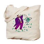 Opera Singer Tenor Tote Bag