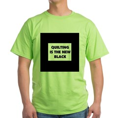 Quilting is the New Black T-Shirt