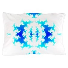 Blue Reflection Pillow Case