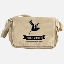 Pole Vault Department Messenger Bag