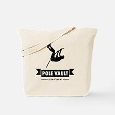 Pole Vault Department Tote Bag