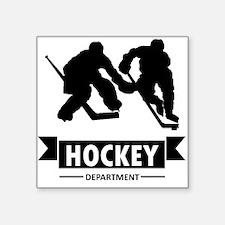 Hockey Department Sticker