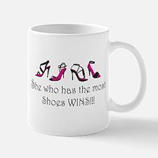 Cute Dress shoe Mug