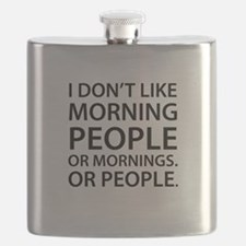 Morning People Flask