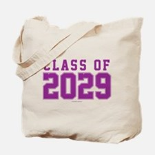 Class of 2029 Tote Bag
