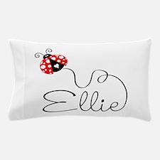 Ladybug Ellie Pillow Case