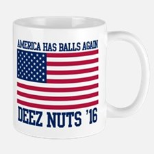 America Had Balls Again Deez Nuts 2016 Mugs