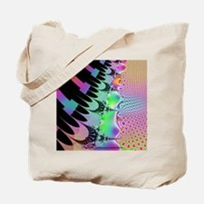 Cosmic Bubble Piano Tote Bag