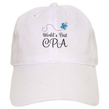 cpa (worlds best) Baseball Cap