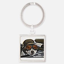Baci - The Midwest Tour Keychains