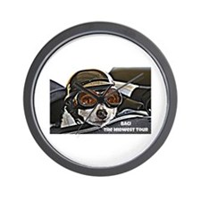 Baci - The Midwest Tour Wall Clock