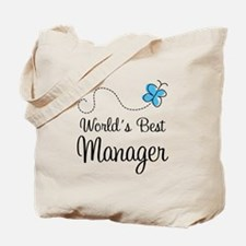 Manager or Boss Tote Bag