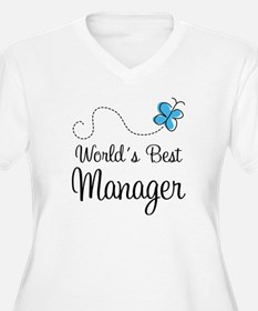 Manager or Boss T-Shirt