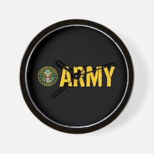 U.S. Army: Army Wall Clock