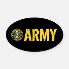 U.S. Army: Army Oval Car Magnet