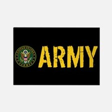 U.S. Army: Army Rectangle Magnet