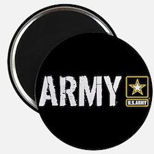 U.S. Army: Army (Black) Magnet