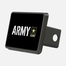 U.S. Army: Army (Black) Hitch Cover