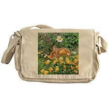 Springtime Mini Rex Messenger Bag