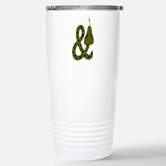 Anaconda Ampersand Travel Mug