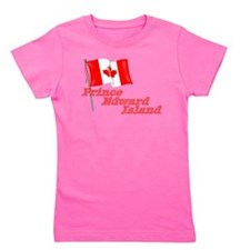 Cute Canada day Girl's Tee