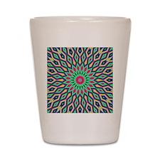 Mandala Shot Glass