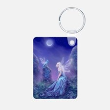 Luminescent Dragon & Fairy Keychains