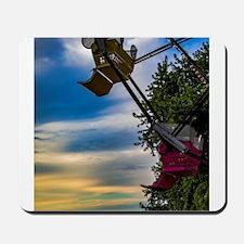 Geneva Ferris Wheel Mousepad