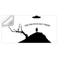 Abduction Wall Decal