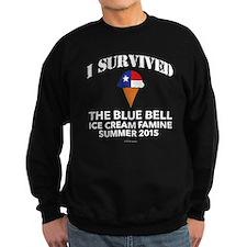 Texas Ice Cream Famine Sweatshirt