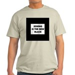 Sewing is the New Black Light T-Shirt