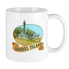Sanibel Lighthouse - Mug