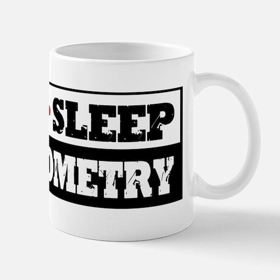 Eat Sleep Trigonometry Mug