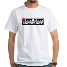 Eat Sleep Sociology Shirt