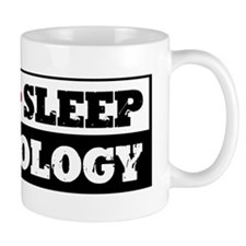 Eat Sleep Psychology Mug