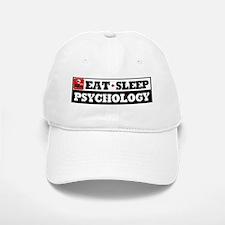 Eat Sleep Psychology Baseball Baseball Cap