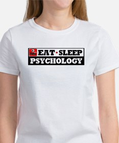 Eat Sleep Psychology Tee
