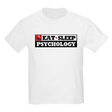 Eat Sleep Psychology T-Shirt
