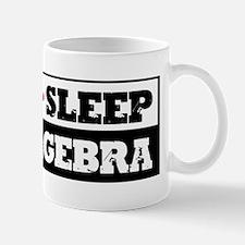 Eat Sleep Pre-Algebra Mug
