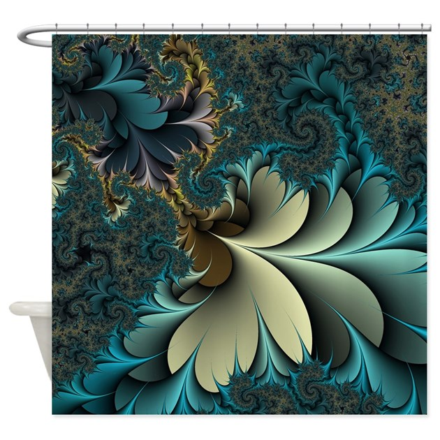 Birds Of A Feather Shower Curtain By Moodymuse